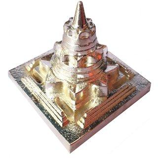 3d Silver Plated Maha Mrityunjaya Yantra
