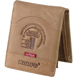 eBizz Brown Leatherite Mens Wallets