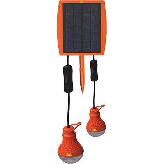 olar Home Lighting System Emergency Lights  (Orange)