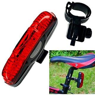 Futaba Bicycle 5 LEDs Rear Light Tail Back Strip Lamp Waterproof Anti shock