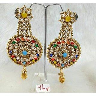 Shree Govind Shringar  Artificial Earings
