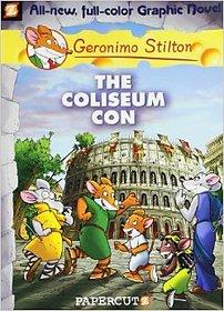 Geronimo Stilton #03 The Coliseum Con