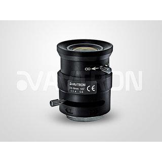Avtron 3.5 to 8 MM Auto IRIS focal Lens F1.4