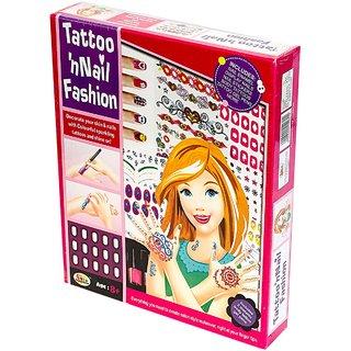 TATTOO  NAIL FASHION .EKTA