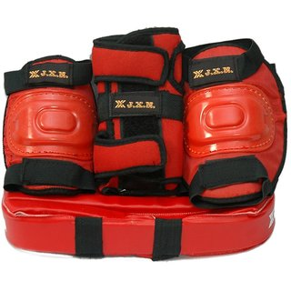 X J.X.N SKATING PROTECTION SET AVAILABLE IN THREE SIZES S,M,L