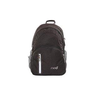 Neo Cosmos Black Backpack (28 Liters)
