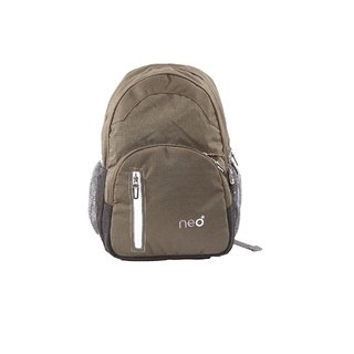 Neo Cosmos Grey Backpack (28 Liters)