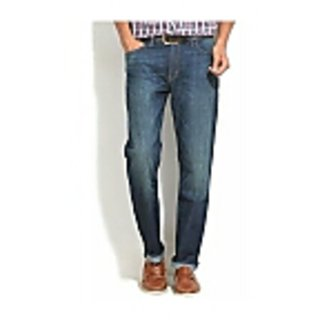 Men 508 Blue Taper Fit DENIM