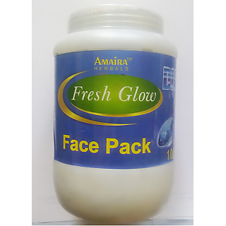 900 ml DIAMOND FACE PACK Special Containers Packaged for Parlours / Saloons@JSC