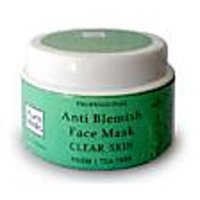 Anti Blemish Face Mask With Neem And Tea Tree@GG