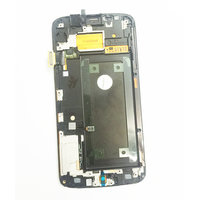 LCD Display And Touch Screen Digitizer Replacement For Samsung Galaxy Samsung S6 Edge White