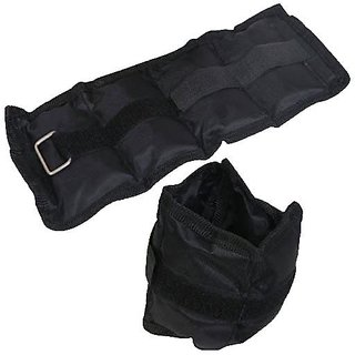 Facto Power 5 Kg. BLACK Each Ankle/Wrist weight