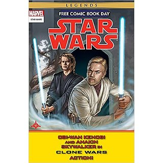 Free Comic Book Day Star Wars (2005)