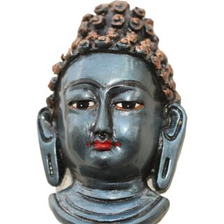 Divine Gautam Buddha Face Wall Art