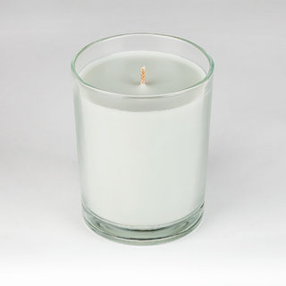 Elegant Design Glass Candle