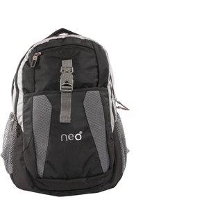 Neo Clipper Black Backpack