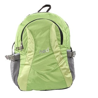 Neo Vault Green Backpack