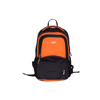 Neo Sigma Orange Backpack