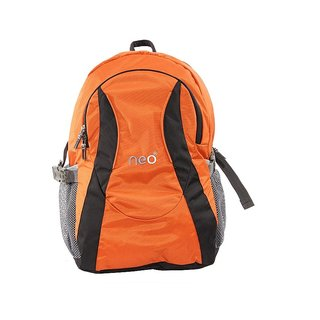 Neo Vault Orange Backpack