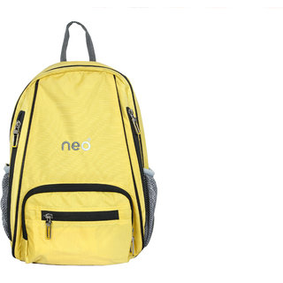 Neo Junior Yellow Backpack