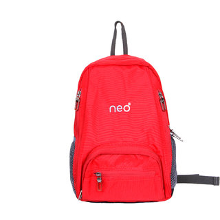 Neo Junior Red Backpack