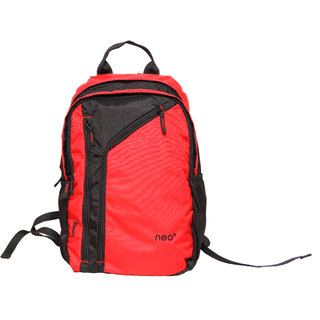 Neo Recon Red Backpack