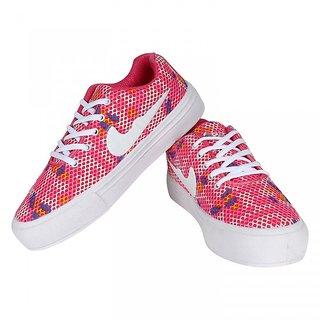 Armado Footwear Women/Girls Pink-365 Casual Shoes