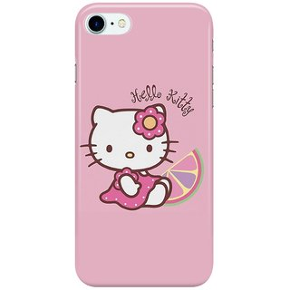 Dreambolic hello kitty Back Cover for Apple iPhone 7