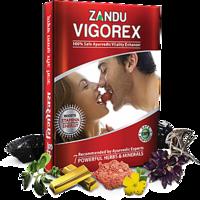 Zandu Vigorex Capsules Pack Of 10 Capsules