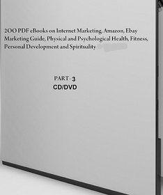 PART-3 ,  200 pdf eBooks on Internet Marketing  guide, Physical  Psychological  Fitness  Spirituality
