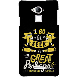 ifasho Life quote Back Case Cover for Coolpad Note 3