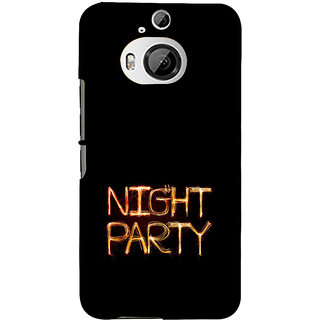 ifasho Night party Back Case Cover for HTC ONE M9 Plus
