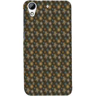ifasho Animated Pattern design many small flowers  Back Case Cover for HTC Desire 626