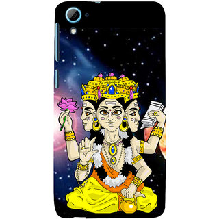 ifasho Lord Brahma Back Case Cover for HTC Desire 828