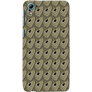 ifasho Modern Art Design Pattern with Lot Of small heart Back Case Cover for HTC Desire 826
