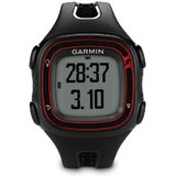 Garmin Forerunner 10 Gps Enabled Fitness Watch (Red & Black)