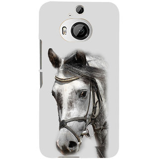 ifasho Designed Painting Horse Back Case Cover for HTC ONE M9 Plus