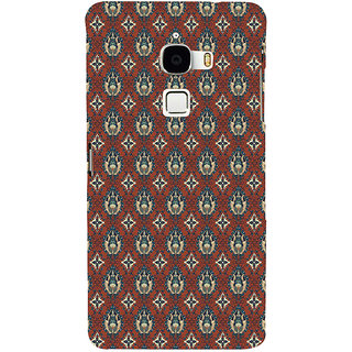 ifasho Modern Art Design animated cloth Pattern of flower Back Case Cover for Le TV Max