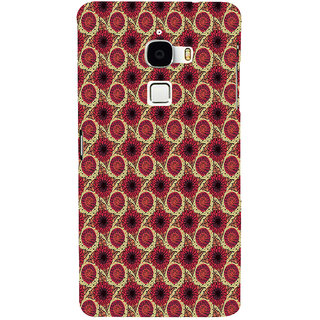 ifasho Animated Pattern design flower with leaves Back Case Cover for Le TV Max