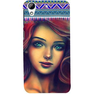 ifasho Effile Tower Back Case Cover for HTC Desire 626