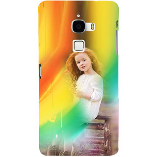 ifasho Girl playing Back Case Cover for Le TV Max