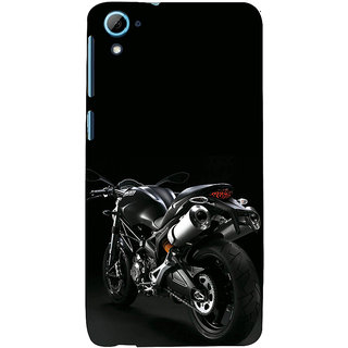 ifasho Sports Bike  Back Case Cover for HTC Desire 826