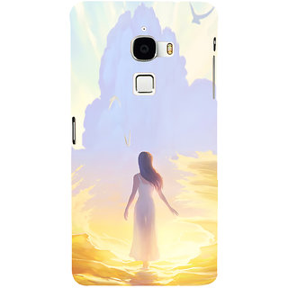 ifasho Girl painting Back Case Cover for Le TV Max