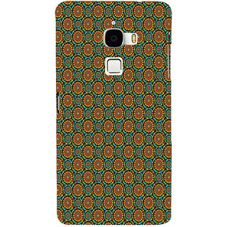 ifasho Animated Pattern design colorful flower in white background Back Case Cover for Le TV Max