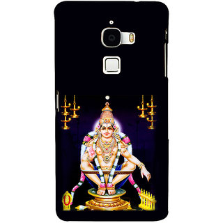 ifasho Lord Ayappa Back Case Cover for Le TV Max