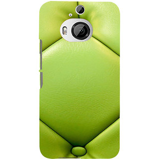 ifasho leather pattern sofa style Back Case Cover for HTC ONE M9 Plus