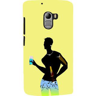 ifasho Designer boy Back Case Cover for Lenovo K4 Note