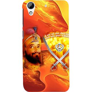 ifasho Sikh Guru Gobind singh Back Case Cover for HTC Desire 728