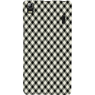 ifasho Animated Pattern of Chevron Arrows royal style Back Case Cover for Lenovo A7000