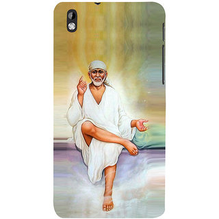 ifasho Sai baba Back Case Cover for HTC Desire 816